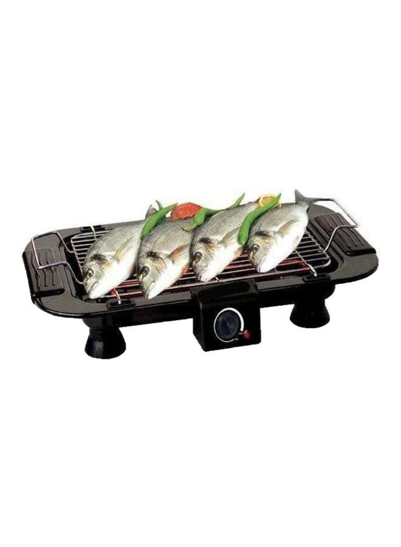 Electric Barbeque Grill 2000W 2724301149166 Black