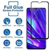 Urban Utility Screen protector - High - Definition Tempered Glass Made For Redmi Note 8 - Black
