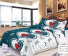 6pcs Turky Fashion Bedding Sets Comforter Cover Bed Sets