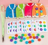 UKR - Sewing Button Game