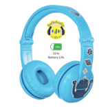 BuddyPhones - Play Wireless Bluetooth Headphones for Kids - Blue