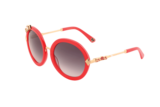 Fashion  TV Sunglasses Acetate for Women Size  54-20-138 -Red