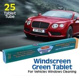 Dyno-tab® Windscreen Green® 25-tab Tube