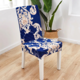 DEALS FOR LESS - 1 Piece Strechable Dining Chair cover, Dining room chair slipcover, Bohemia Design.