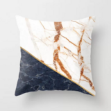 Deals For Less - Marble Design Cushion Cover.