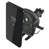 Iottie Easy One Touch Wireless 2 Car Mount & Charger - Qi Certified, Air Vent Or Cd Phone Holder