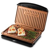 George Foreman Fit Grill Copper Plates - 25811