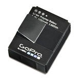 GoPro Battery Reliable High Capacity Rechargeable / Spare Battery with Premium Cell [ Designed to Avoid Overcharging ] For Gopro HERO5 - Lithium-Ion - Black