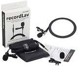 Resound Lavalier Microphone for Smartphones iPad and iPod touch RecordLav RL1- Black