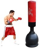 Marshal Fitness Professional Boxing Stand Punching Stand For Boxing Mma And Home Exercise-Mf-9136