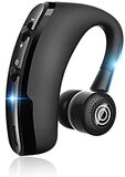 V9 Handsfree Business Wireless Bluetooth Headset Earphone with Mic Voice Control Headphone