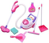 Children Vacuum Cleaner Cleaning Tool Kit 3+ Age