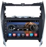 Toyota Camry 2012 16 Special Android System Full Touch Gps Navigation Multimedia Player Clayton Brand