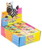 Kiddy Clay Modelling Clay Pack of 24 Pieces