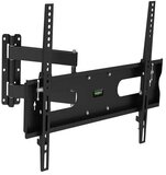 """AWH Full-motion LED/LCD/Curved TV Wall Mount, Suitable for Most 37""""-70"""" Screens"""