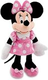 """Disney 16"""" Minnie Mouse in Pink Dress Plush Doll"""