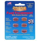 Dyno-tab® Fuel Treatment Compact, 6- tab Card