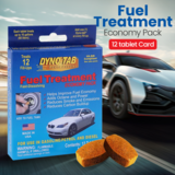 Dyno-tab® Fuel Treatment Economy Pack, 12- tab Card