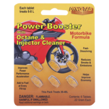 Dyno-tab® Injector Cleaner. Power Booster, 2- tab Card