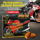 Dyno-tab® Power Performance Acceleration, 12 tab Card