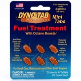 Dyno-tab® Fuel Treatment Mini, 6- tab Card