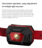 Beebest Headlight Ultra Light Fh100 105Lumens IP45 Rating