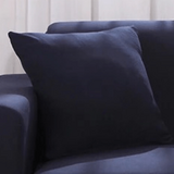 DEALS FOR LESS - Cushion Cover 45x45cm, Blue Color.