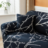 DEALS FOR LESS - Cushion Cover 45x45cm, Twig Design.
