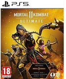 WB Games Mortal Kombat 11 Ultimate Edition (Intl Version) - Fighting - PlayStation 5 (PS5)