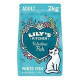 Lily's Kitchen - Fabulous Fish Complete Dry Food for Cats (2kg)