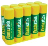 Fantastick Glue Stick 8 Gram Pack of 20 Pieces