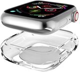 Cygnett AeroFlex Frame for Apple Watch 4 44mm - Crystal