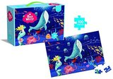 Brain Giggles 100 Pcs Sea World Kids Puzzle