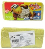 Kiddy Clay Modelling Clay Yellow 500 Grams