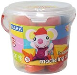 Kiddy Clay Modelling Clay Bucket of 5 Colors