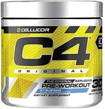 CELLUCOR C4 ORIGINAL PRE-WORKOUT - ICY BLUE RAZZ