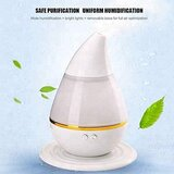 Mini Auto Electrical 7 Color Lights Cool Mist Humidifier Air Purifier, USB Charging Air Purifier