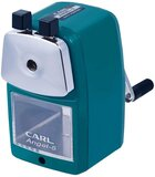 CARL Angel-5 Pencil Sharpener (Green)