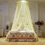 Deals For Less  - Elegant Bed Canopy Net Medium Size- Yellow
