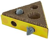 Pet Stages Scratch Hunt Cheese Wedge