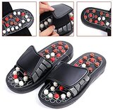 Marshal Fitness Foot Massage Slippers Acupuncture Therapy Massager Shoes , (42-43)