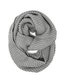 Infinity Scarf Grey Wrapables View Catalog Details