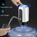 Rechargable Wireless Auto Electric Bottled Drinking Water Pump Dispenser