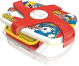 Maped Helix Usa 870017 Picnik Concept Leakproof Lunch Box, One Size One Size, 870012