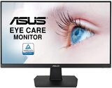 ASUS  VA27EHE Eye Care Monitor, FHD (1920X1080), Ips, 75Hz, Frameless, Flicker Free, Low Blue Light, Tuv Certified, Black, WLED/IPS 27 inches