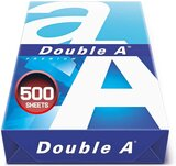 Double A Stationary A4 paper