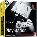 PlayStation Classic (with 20 Pre-Loaded Games)