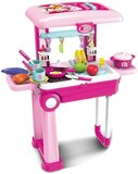 Kitchen Play Set With Light And Sound is the Perfect Gift For Your Little One (For Ages 3+)