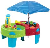 Step2 Shady Oasis Sand And Water Play Table - 800700, Multi