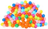 Vipeco Colorful Soft Plastic Ocean Water Pool Ball Funny Baby Kid Swim Toy 100Pcs As Shown